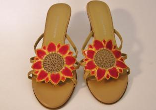 JONATHAN MARTIN Sunflower Sandal