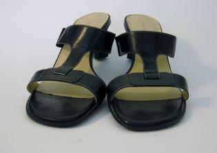 MARIPE Black Sandal