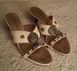 Giuseppe Zanotti Ornate Sandals