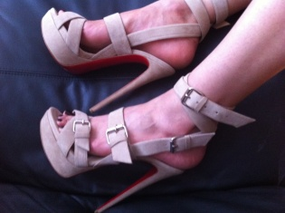 brand new CHRISTIAN LOUBOUTIN shoes