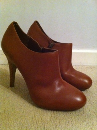 Brown Carvela boot shoes NEVER WORN