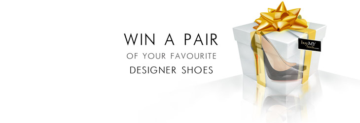 Win Designer Shoes