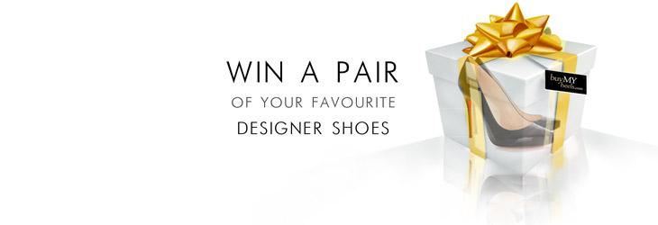 Win Designer Shoes
