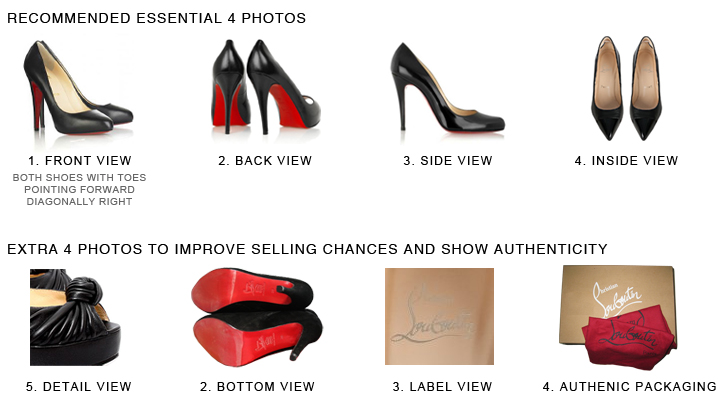 Shoe Photography Examples